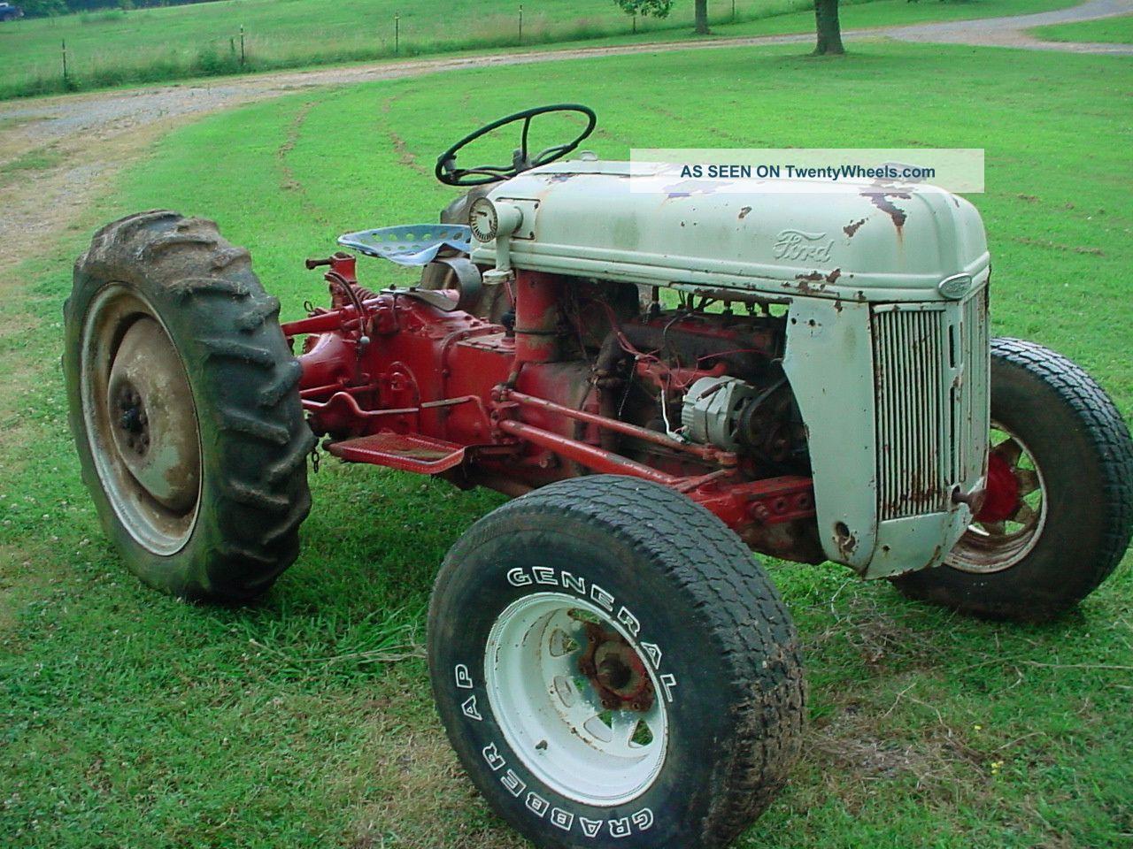 8n Ford Tractors : Ford n wiring diagram myideasbedroom