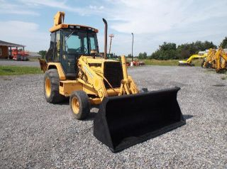 John Deere 310d Backhoe photo