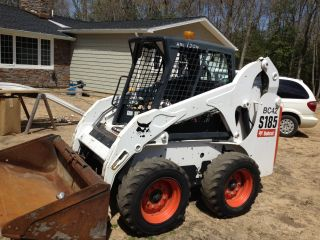 Bobcat Skid Steer Loader photo