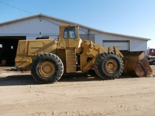 1977 Trojan 7500 Wheel Loader 7 1/2 Yard Bucket photo