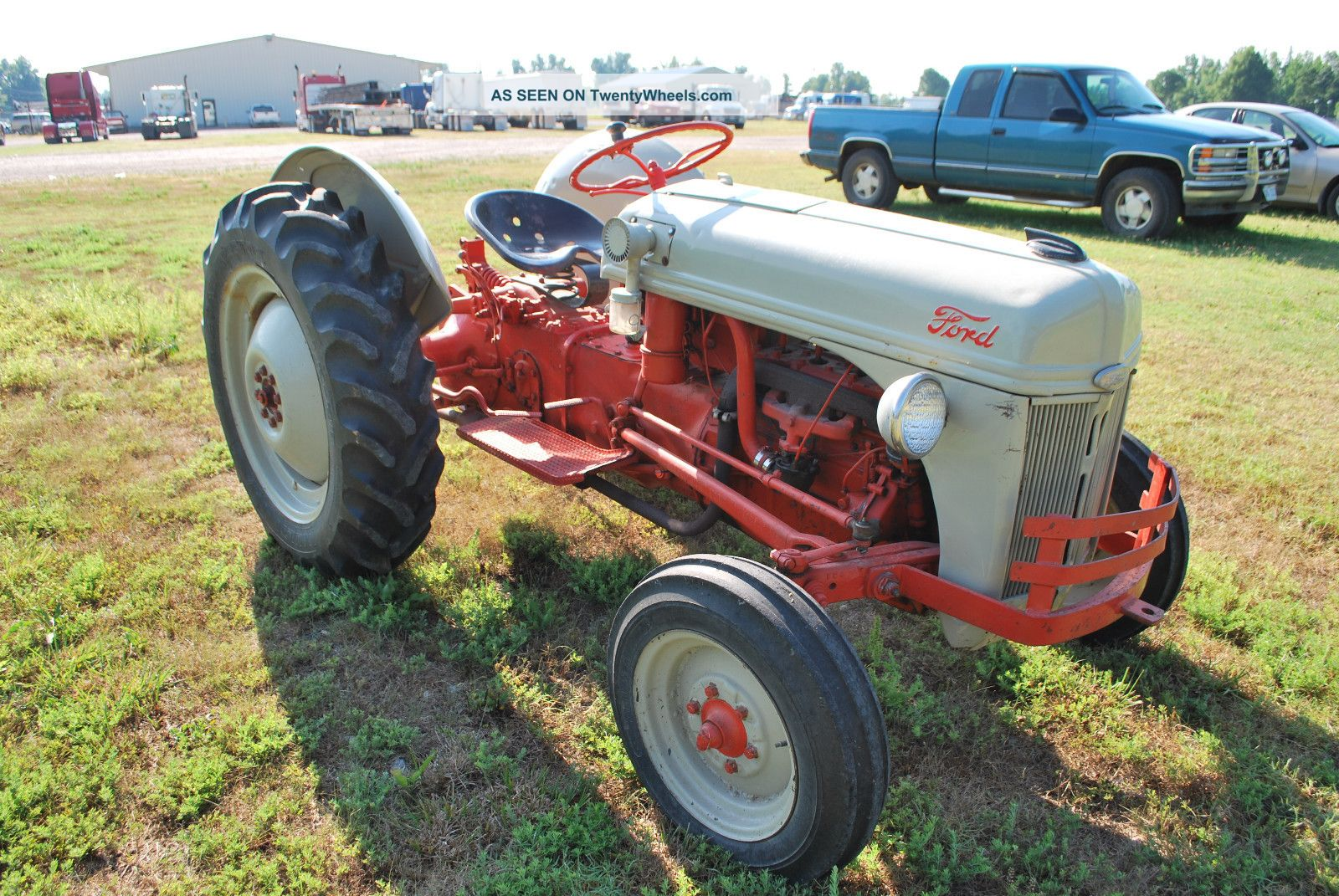 9n Ford Tractor Torque Specs : Ford n specifications bing images