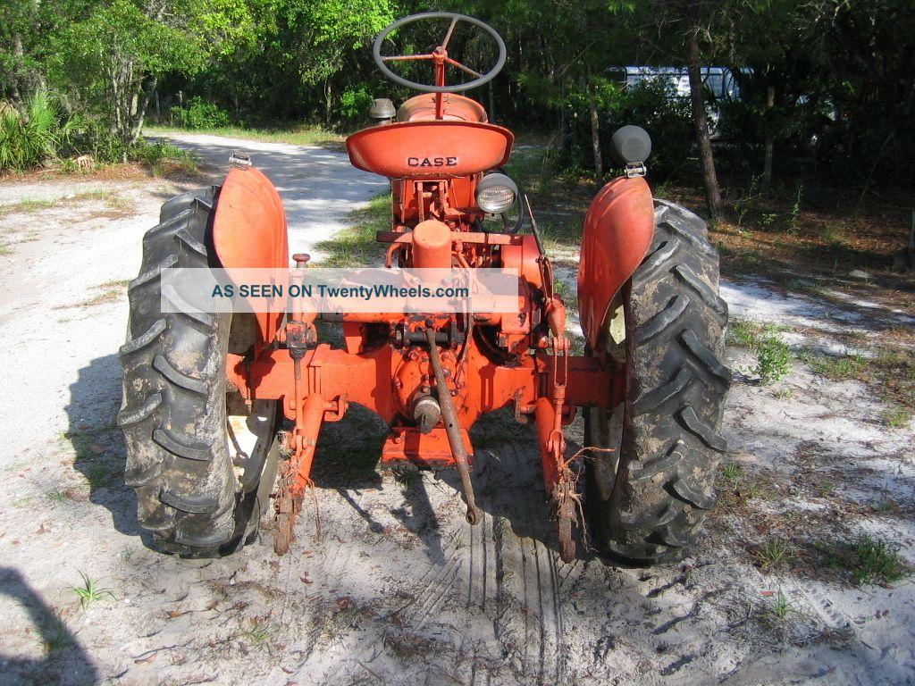 Case Vac Tractor Data : Case vac tractor