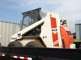 Bobcat Skid Loader photo