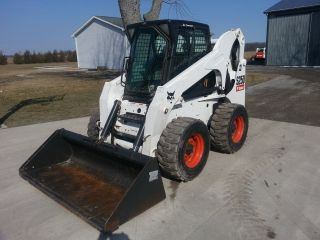 2008 Bobcat S250,  A71 Package,  2 Speed,  626 Hours Great Shape photo