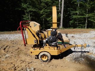 Vermeer Bc600xl Chipper 2007 Bc 600 Xl Exc.  Cond.  6in photo