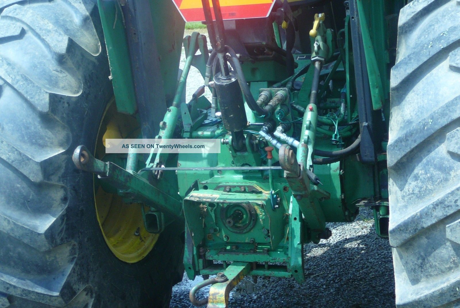 John Deere 245 Excavator Specs : John deere  ser l g w nsl loader