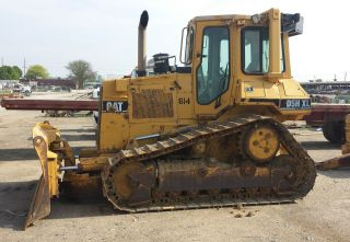 Caterpillar D5h Xl Series Ii Cat Dozer photo