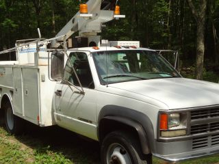 1999 Chevrolet 3500 Hd photo