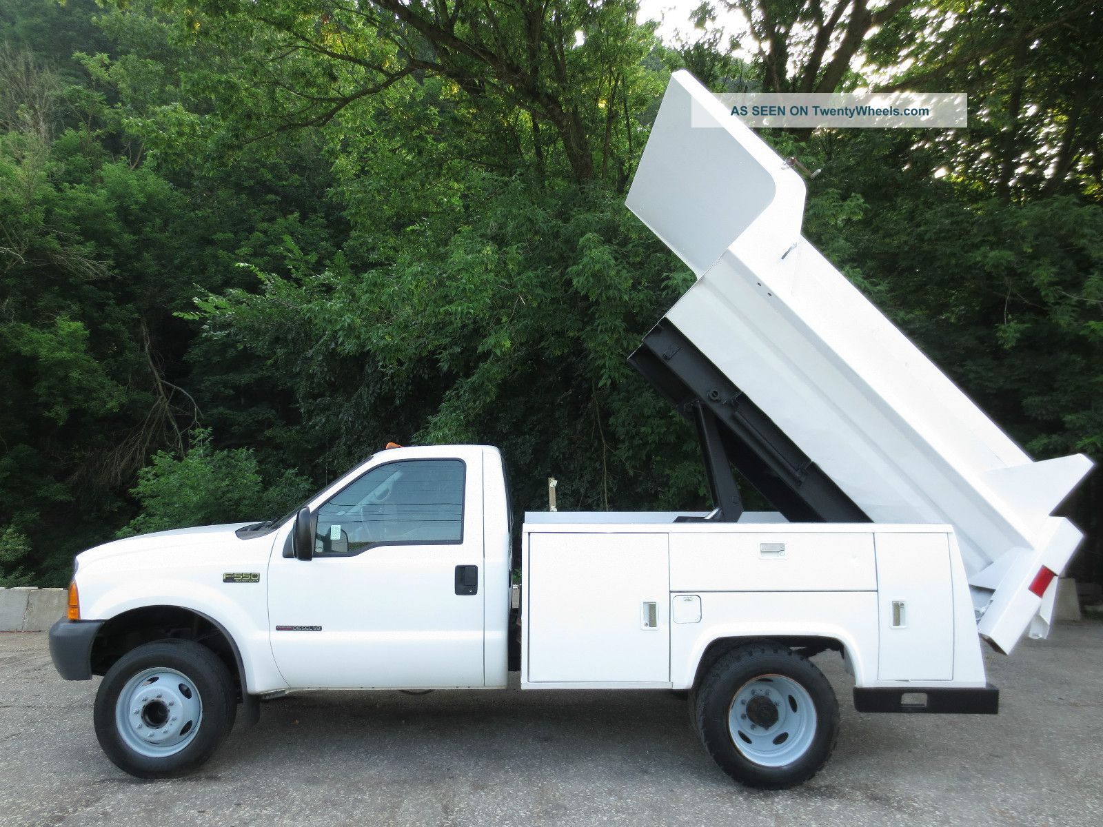 Heavy equipment, commercial trucks, trailers, and parts for sale