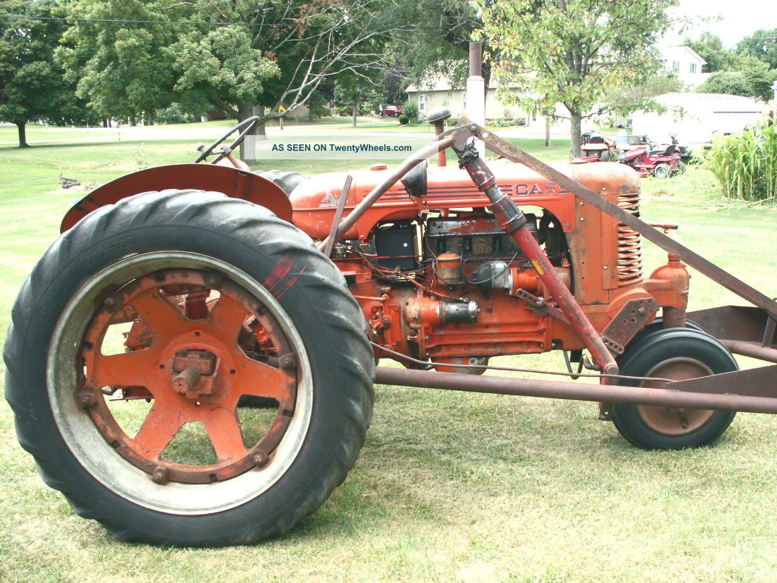 Farm Tractor Electronics : Used case farm tractors ebay electronics cars