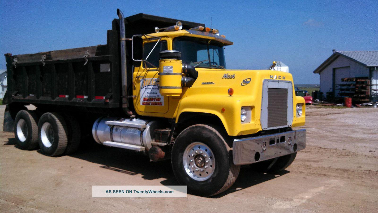1980 Mack R Model
