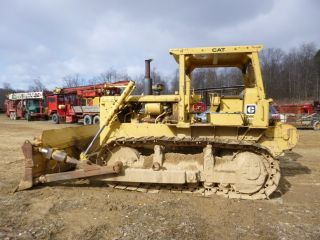 Caterpillar D6 - C Dozer photo