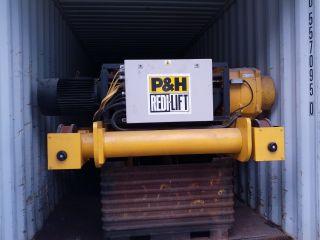 P&h Redi - Lift Overhead Crane (wr Series) - 15 Ton photo