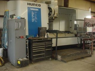 2008 Hurco Vmx 84 50 Taper,  Tooling,  Coolant Thru,  Optioned Out, photo
