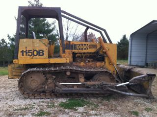 Case 1150b Dozer photo
