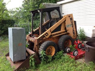 1994 Mustang 940 Skid Loader With Attachments Owner Skid Steer No Reser photo