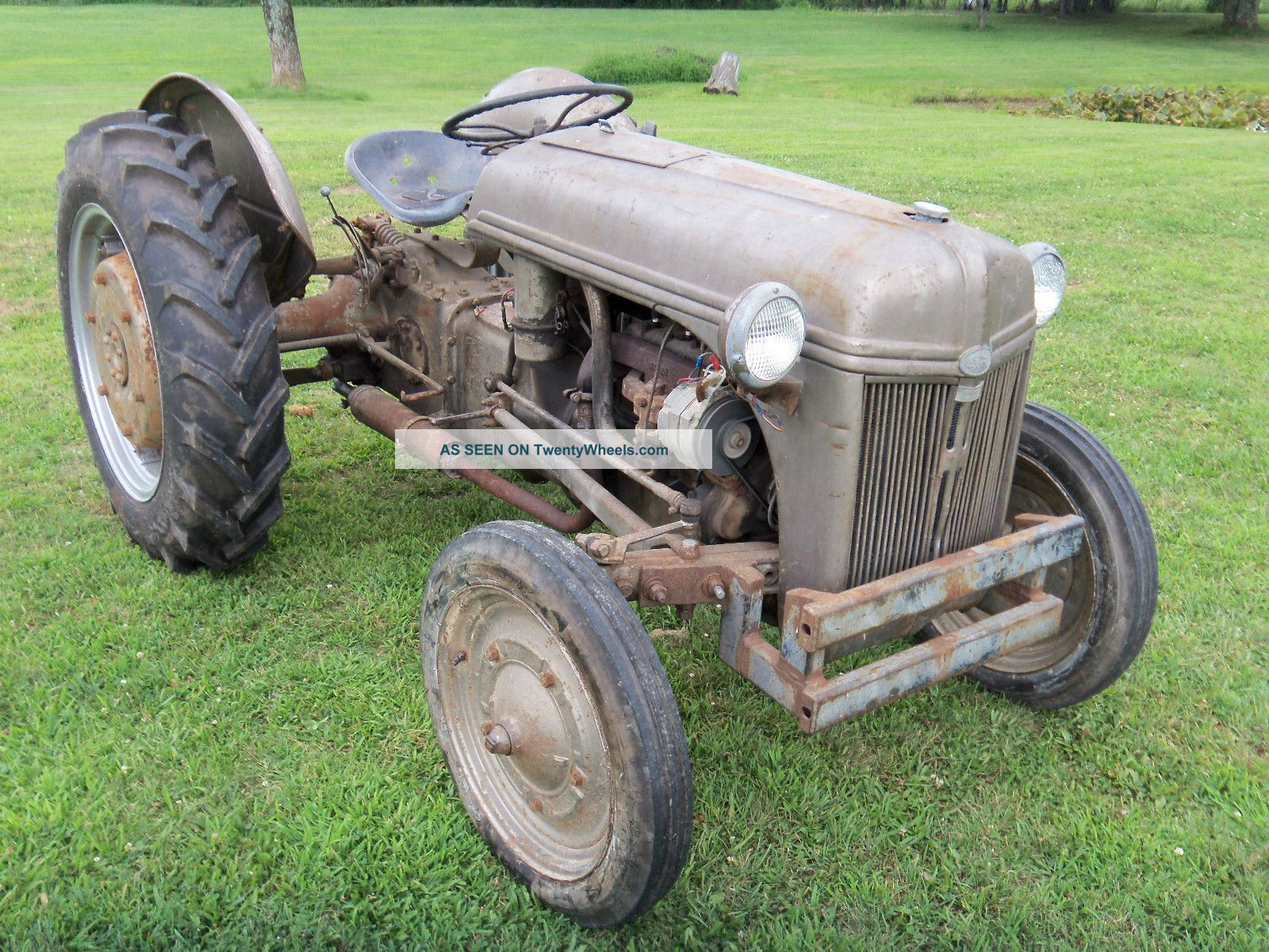 Ford Ferguson Tractor : Ford ferguson n tractor
