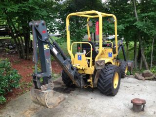Backhoe / Terramite photo