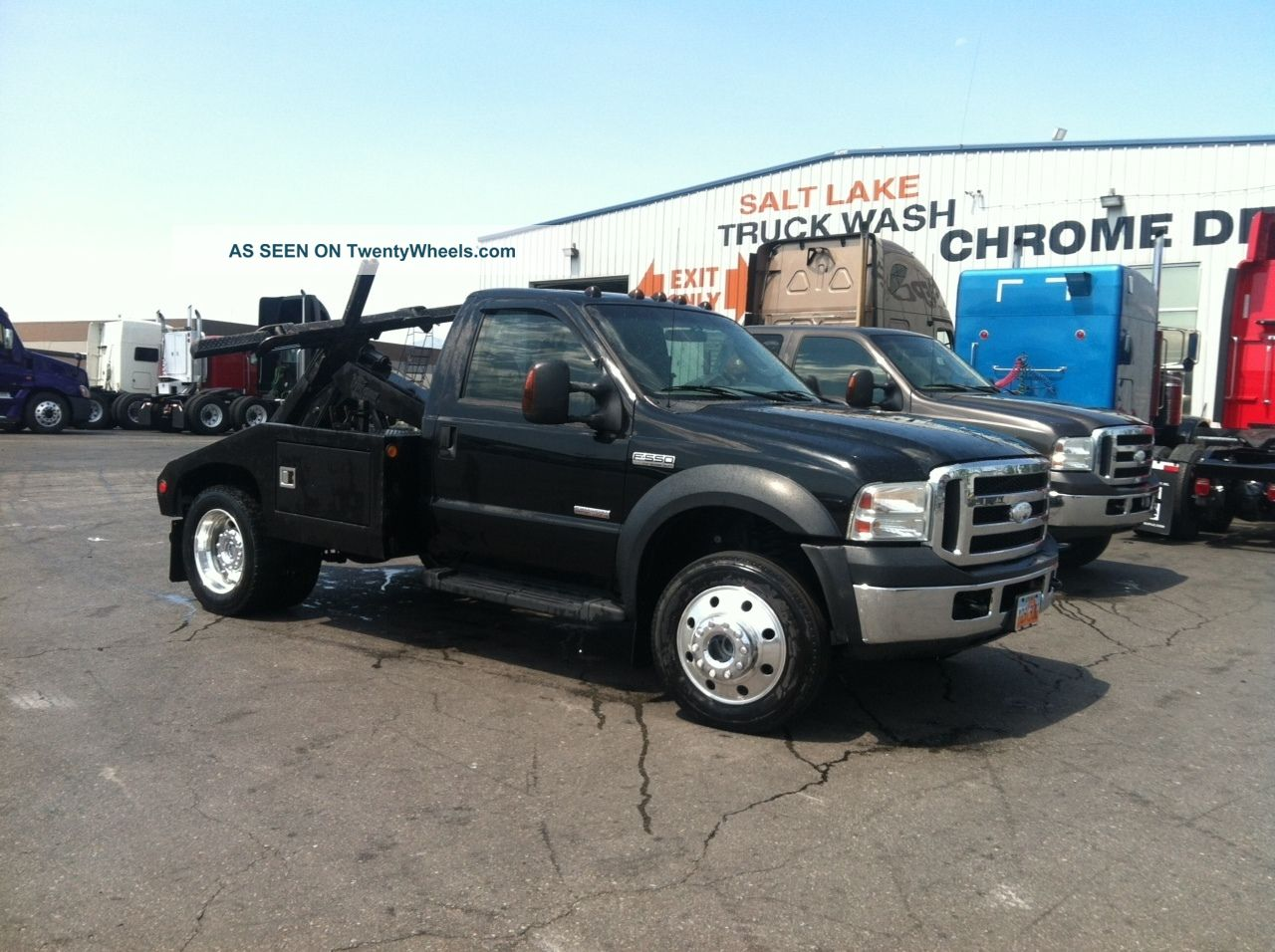 Ford Truck F550 Tires