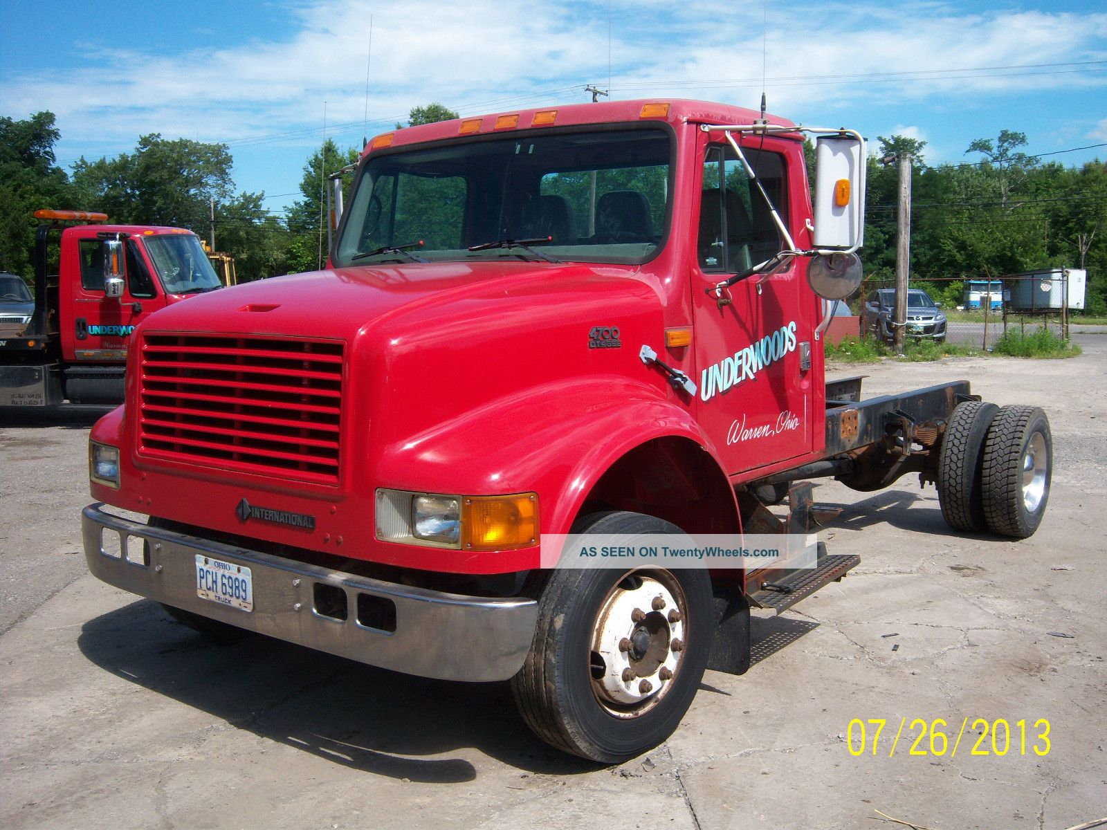 1998 International 4700 Other Medium Duty Trucks photo