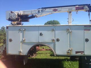 Imt Model 2020 Telescopic Mechanic Field Service Crane photo
