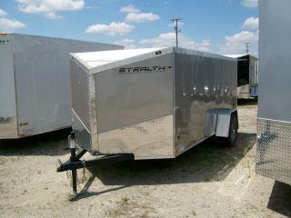 Cargotrailer 6 ' X12