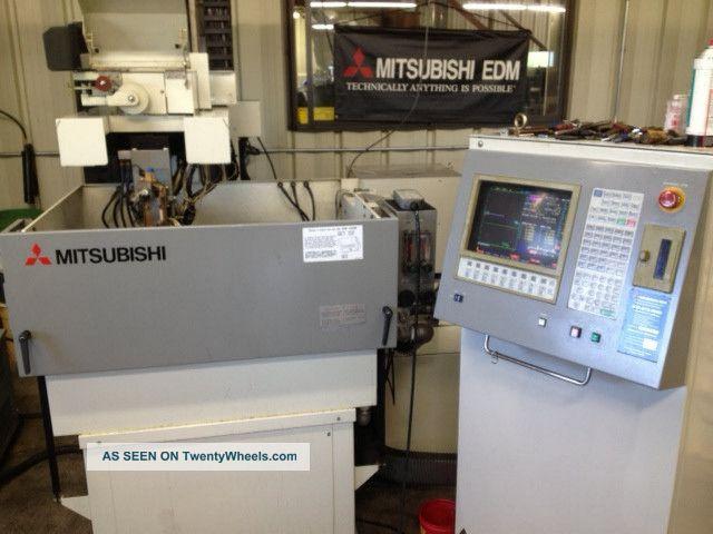 Mitsubishi Cx - 20 Wire Edm Machine EDM Machines photo