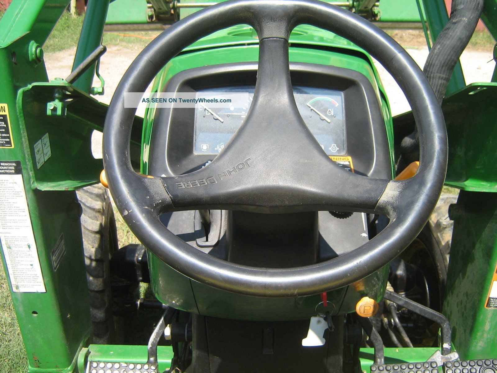 John Deere Tractor 4510 4x4 Other photo