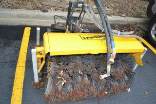 Trackless Mt Hydraulic Broom 2