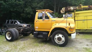 1997 Ford F - 800 photo