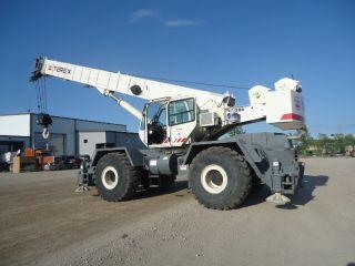 2008 Terex Rt780 Rough Terrain Crane.  80 Ton Rough Terrain Crane.  80 Ton Crane photo