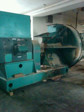 Pulvocron Pc76 Air Swept Pulverizer With Internal Classifier photo