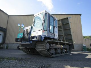 2010 Ihi Ic70 - 2 Track Dump,  117 Hrs.  Pipeline Ready photo