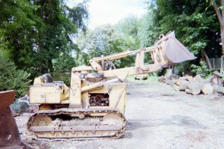 John Deere Track Loader photo