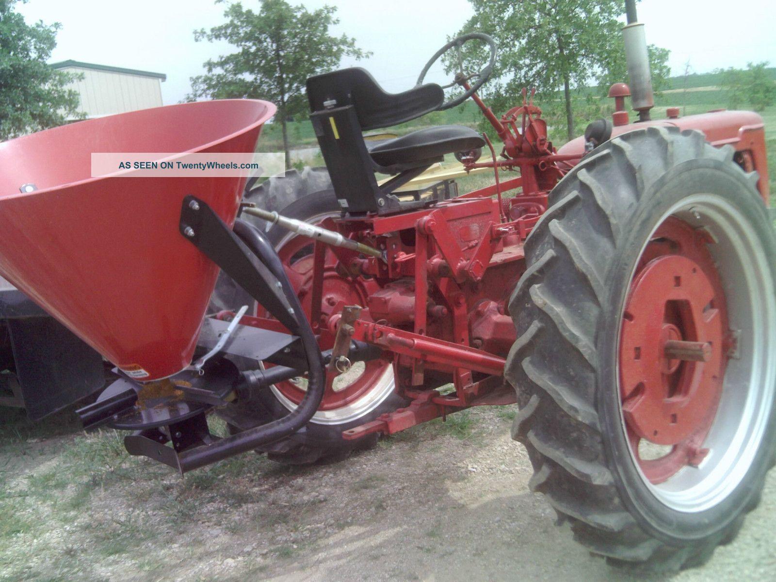Farmall C Tractor : International farmall quot c tractor