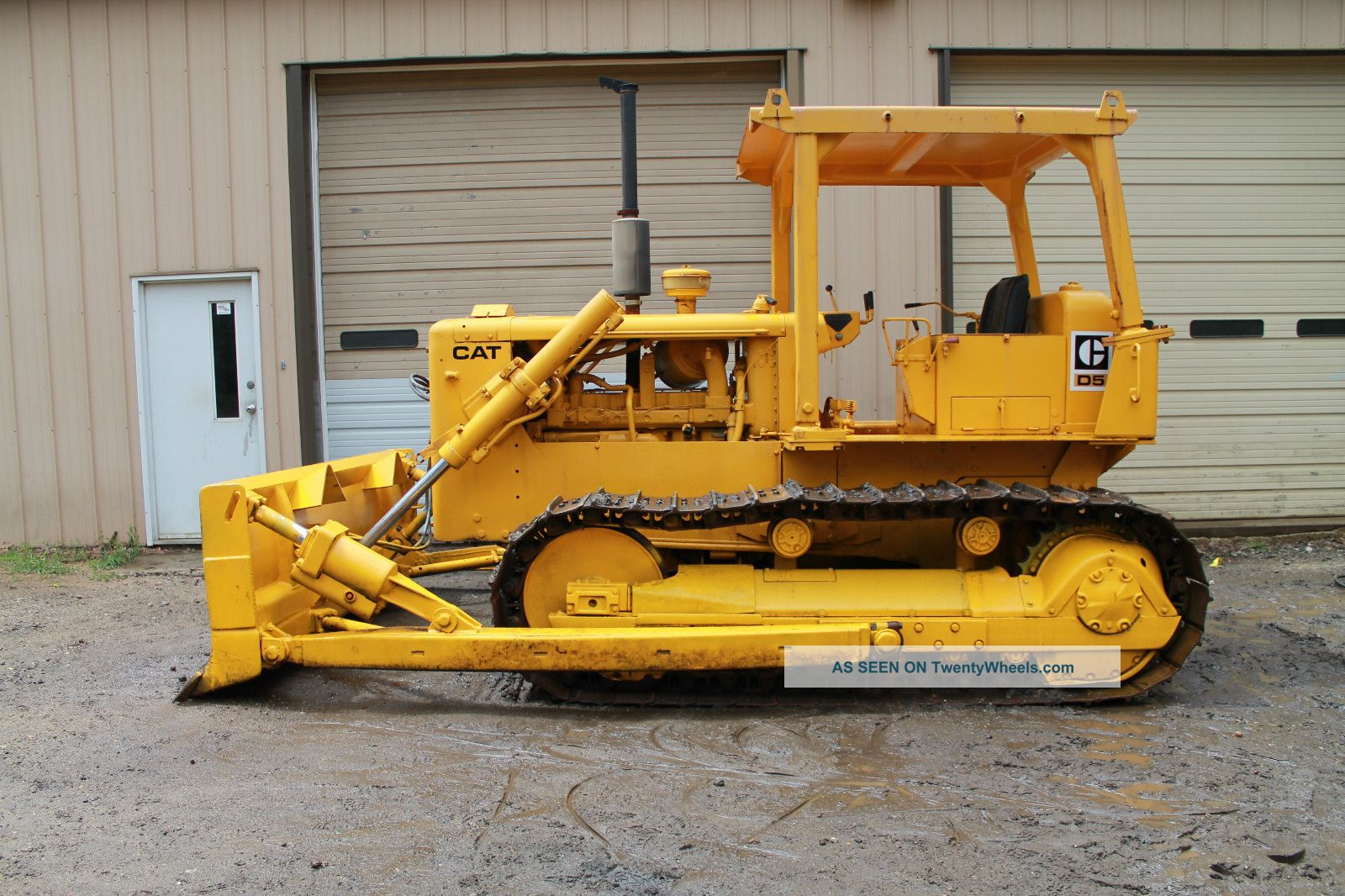 D5 Cat Dozer - Cat and Dog Lovers