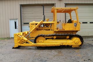 Cat D5 Dozer,  Caterpillar D5 Bulldozer photo