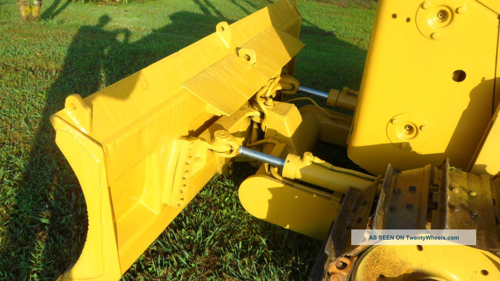 Dresser Td7e 90% Undercarriage, Parts Updated As Needed,