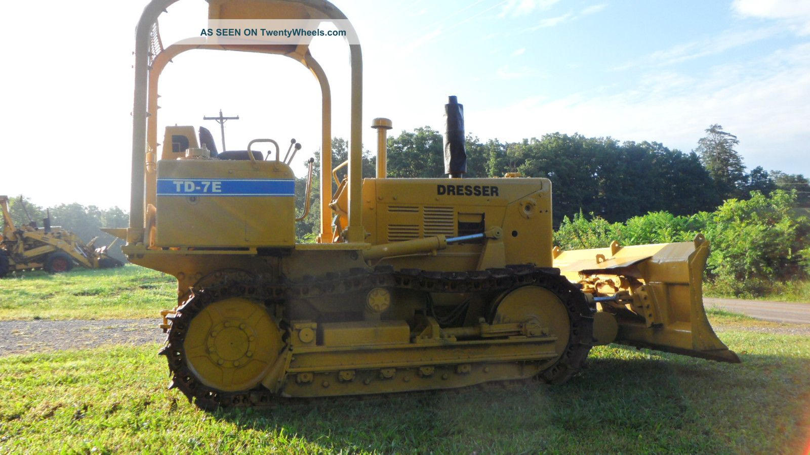 Dresser Td7e 90 Undercarriage Parts Updated As Needed
