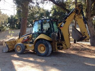 Caterpillar 420 E Backhoe photo
