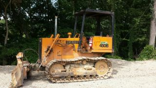 450b Case Bulldozer photo