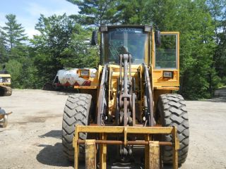 1998 Volvo L90c Wheel Loader photo