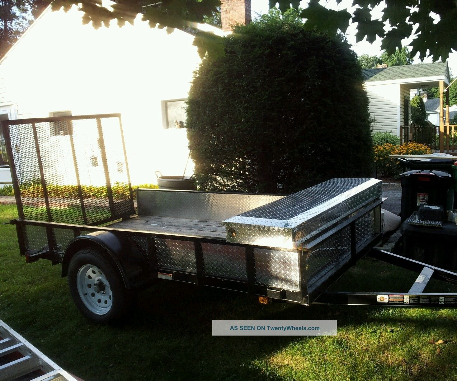 Utility Trailer Trailers photo