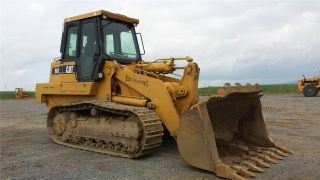 2006 Cat Caterpillar 963c Crawler Track Loader Construction Machine Bulldozer. . photo