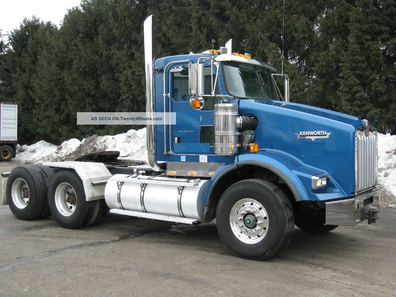 Kenworth T800 V 1 2 American Truck Simulator Mods