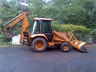 Case 580k Extendahoe,  4x4,  Diesel Backhoe photo