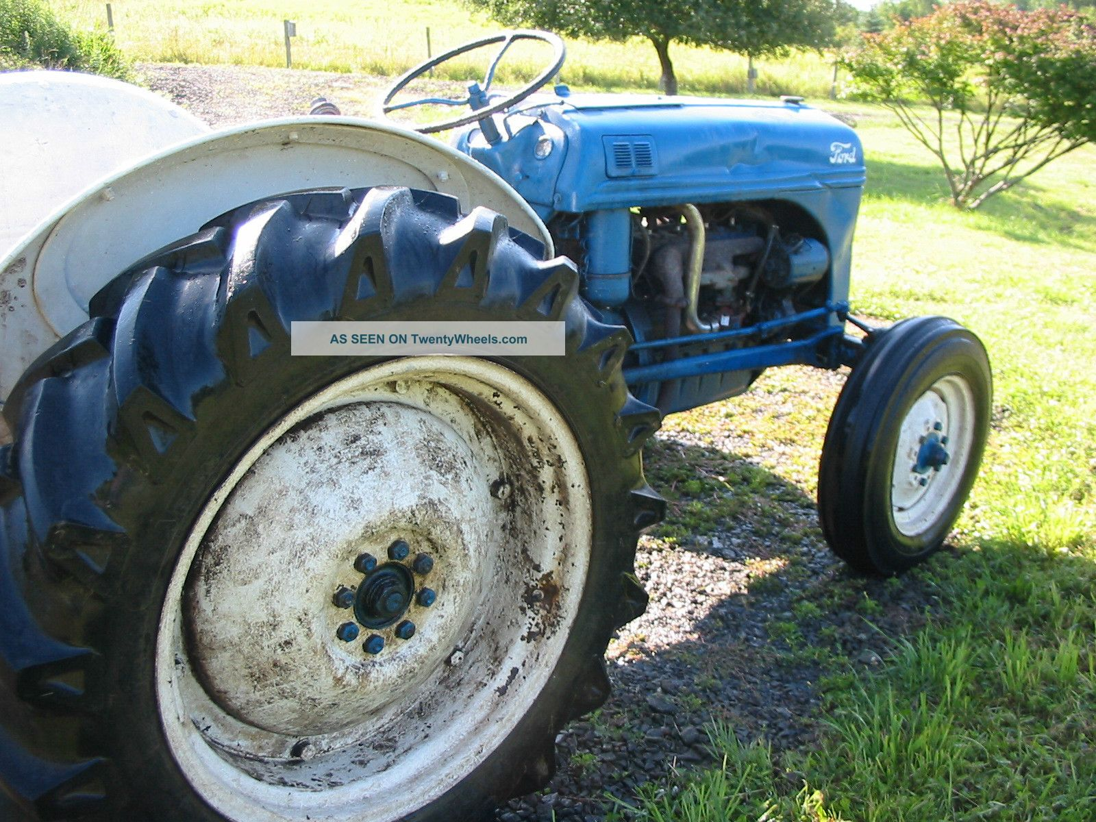 1949 8n Ford Tractor Value