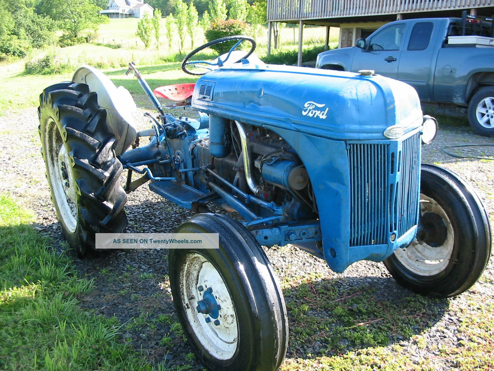 Ford N Tractor Buy It Now Price Lgw
