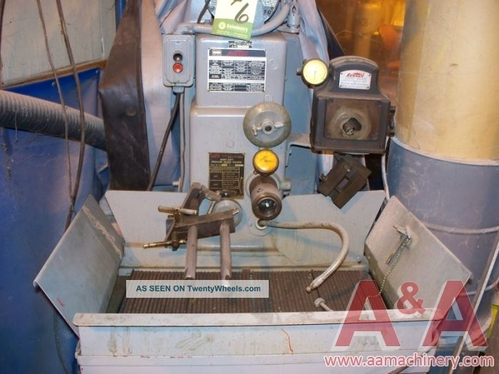Sunnen Hone,  Heavy Duty Honing Lb - 1499 10495 Finishing Machines photo