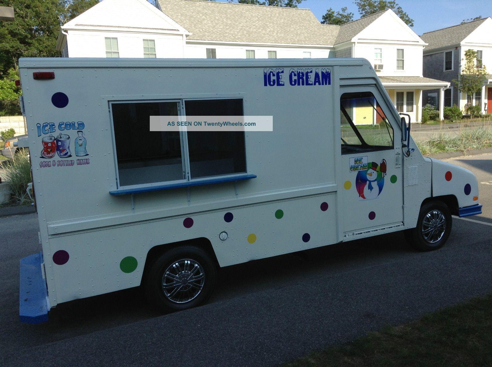 Custom Ice Cream Trucks For Sale In Fl Autos Post
